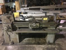 """Clausing 6913 Approx. 12"""" x 45"""" Engine Lathe"""