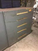 Vidmar 5-Drawer Storage Cabinet -