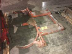 Vestil DJ/ADJ Forklift Mounted Drum Grab -