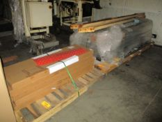 Lot of Assorted Conveyor Sections