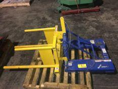 Vestil P55 SB Forklift Mounted Drum Positioner