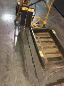 Set of Forklift Forks -