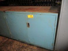 2-Door Steel Cabinet -
