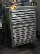 15-Drawer Heavy Duty Storage Cabinet