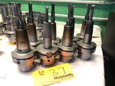 (8) HSK80 various Shrink fit Holders