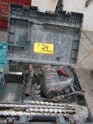 "Bosch RH328VC 1 1/8"" Rotary Hammer"