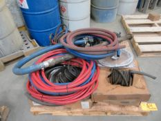 Pallet of Pumps and Tubing