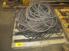 Pallet of Air Hoses