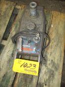Koike IK-12 Max3-P Portable Cutting Machine