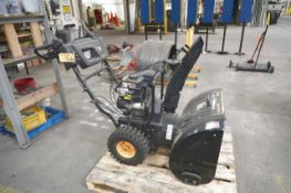 Poulan Pro 271 Two-Stage Snow Blower