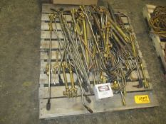 Pallet of Welding Torches