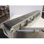 NDS DURA SLOPE DS-090N FLOOR TRENCH DRAIN W/ CAST GRATING
