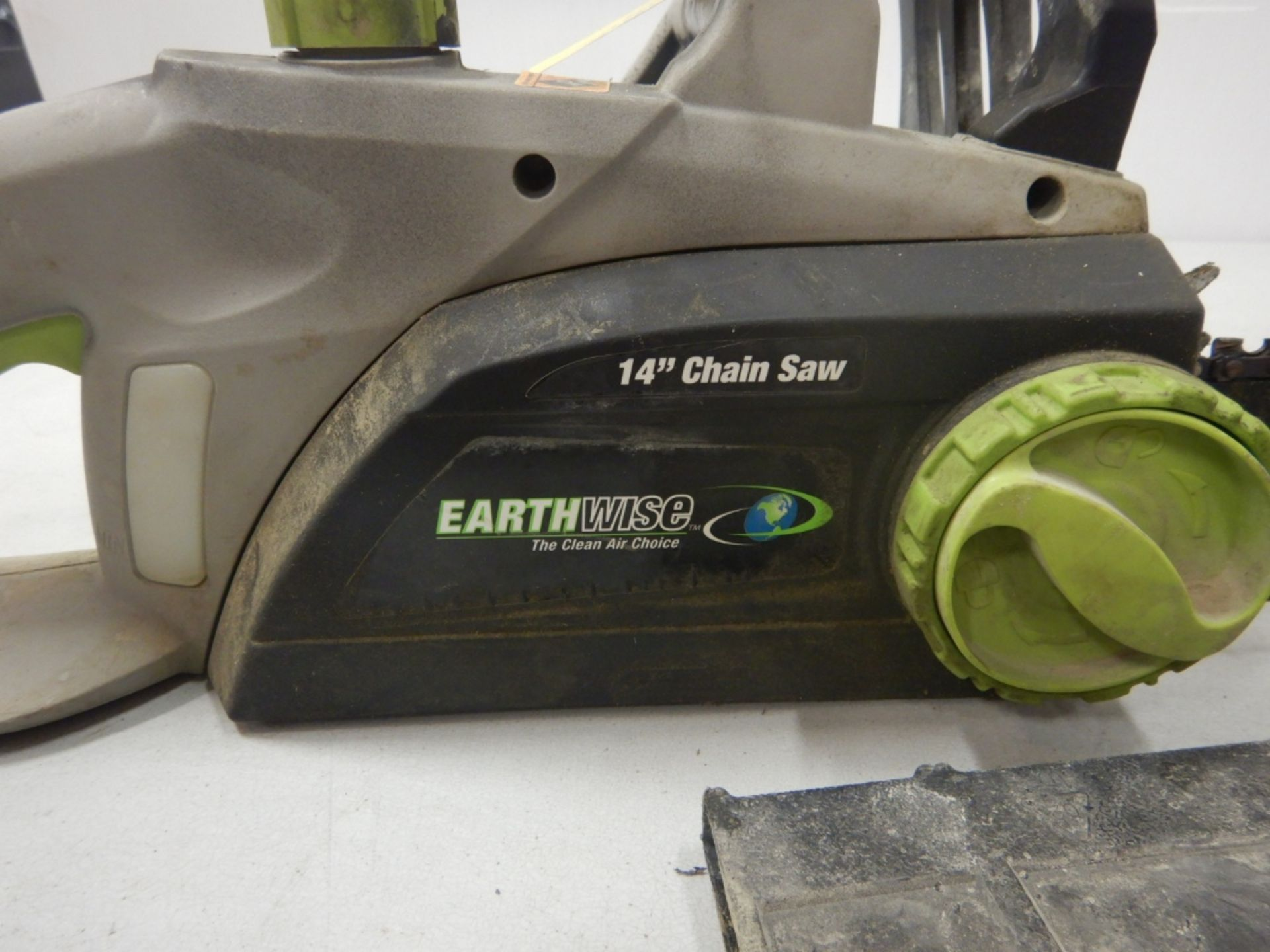 """EARTHWISE 14"""""""" ELECTRIC CHAIN SAW - Image 2 of 2"""