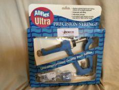 ALLFLEX ULTRA PRECISION 10 ML AUTOMATIC SYRINGE 1 injector syringe/drencher; 20, 30, 33 mm draw
