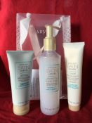 MARY KAY FRAGRANCE FREE SATIN HANDS PAMPERING SET Fragrance Free Satin Hands Pampering Set