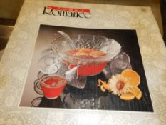 L/O ASSORTED EXPRESSO MACHINE REPAIRS, CLEANERS, SS STEAM CUPS, PUNCH BOWL, SSCONDOMENT DISPENSER,