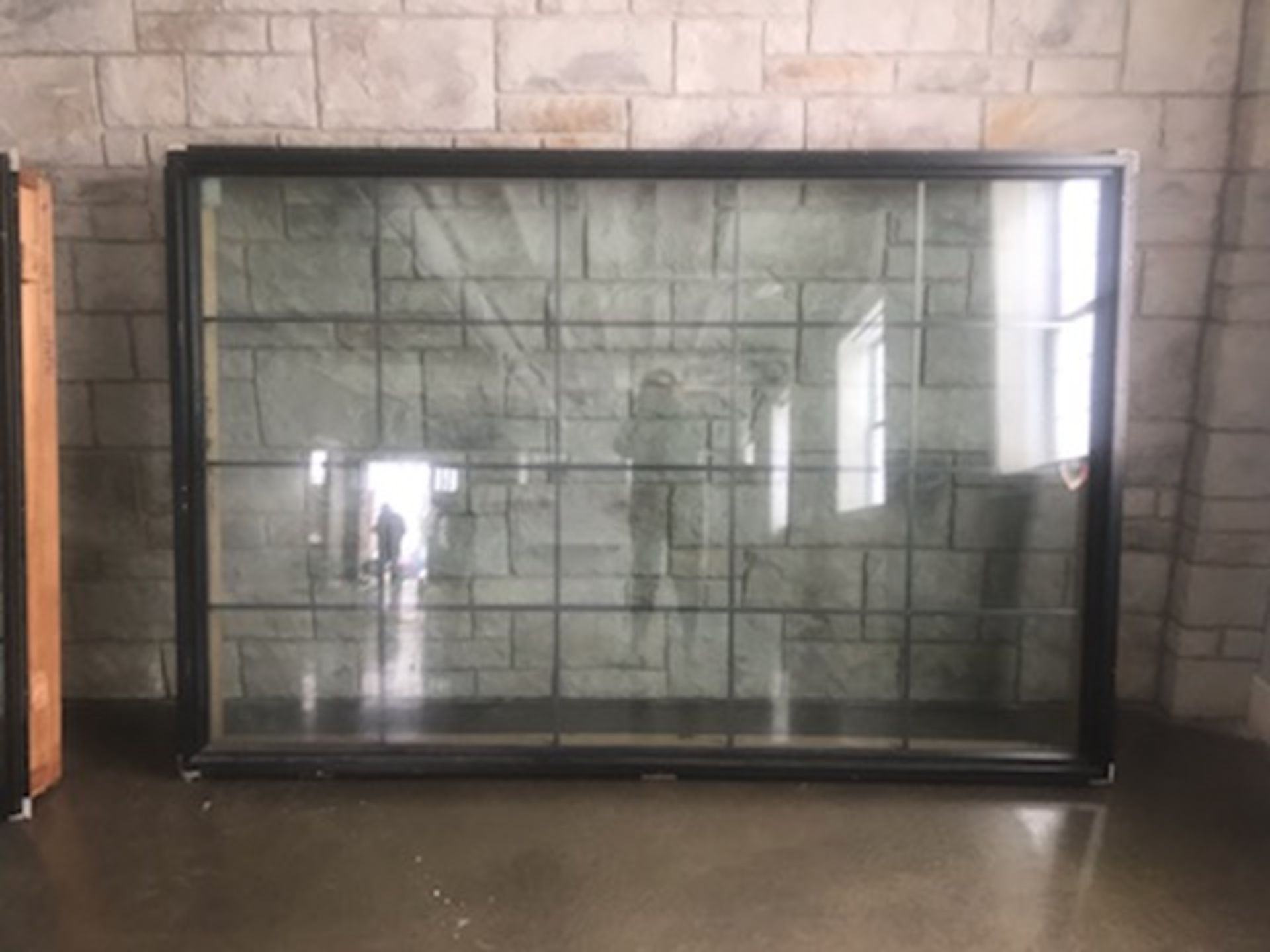 """COMMERCIAL WINDOW - DOUBLE PANED, 97""""X64"""" - Image 2 of 2"""