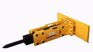 HYDRAULIC BREAKER SS (75MM) - TMG-HB90S
