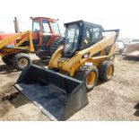 "2011 CAT 252B3 SKID STEER W/ 96"" NEW SNOW BUCKET, RECENTLY SERVICED, S/N CAT0252B9TNK01022"