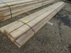 10-2IN X 6IN X 16FT ROUGH SAWN LUMBER