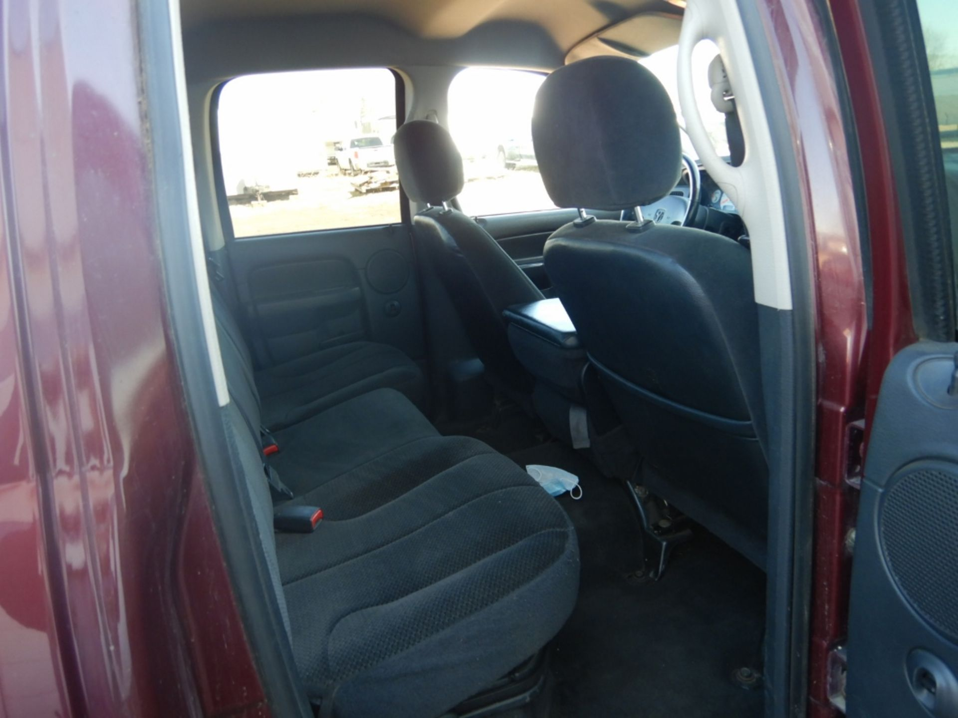 2003 DODGE RAM 1500 PICKUP, GAS, CREW CAB, SHORT BOX, AT, 248,000KM'S SHOWING, S/N - Image 11 of 11