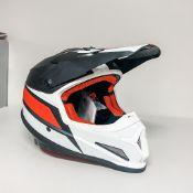 Dirtbike/Motocross Offroad Helmet - Youth XXL - The Honda Shop (High Prairie)
