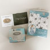 Baby Sleep Bundle - Sleep Package of your choice (valued $200 and up), safe dreams sleep blanket and