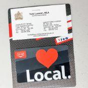 Gift Certificate - Co-op $100 (Valleyview) - Todd Lowen
