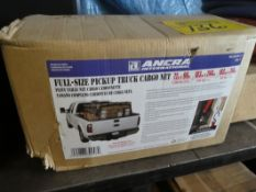 ANCRA FULL-SIZE PICK UP TRUCK CARGO NET, 72IN X 96IN, 1,000LBS WORKING LOAD LIMIT (NEW IN BOX)