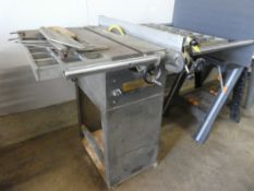 1983 10IN TABLE SAW CSM-250T