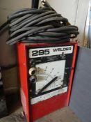 CENTURY 295 ARC WELDER W/ WELDING CABLES