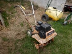 SEARS FRONT TINE ROTOTILLER
