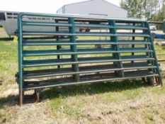 MORAND HD BUFFALO PANELS - 12 FT (1-PANEL WITH SOME MODIFICATION) x7 (TIMES THE MONEY)