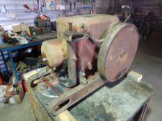 IHC LLB 3-5HP STATIONARY ENGINE W/MAGNETO S/N LLB63059 (RUNNING)