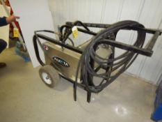 ALKITA 430SA -3000 PSI PORTABLE COLD WATER PRESSURE WASHER, 230 VOLT, 1 PH, 8 HP, S/N 275222