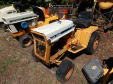 CUB CADET 106 GARDEN TRACTOR (NO ENGINE & NO MOWER DECK - PARTS ONLY) S/N 2050037U336364