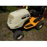 CUB CADET LT1050 HYDROSTATIC LAWN TRACTOR W/23 HP KOLHER ENGINE S/N 1B236H202278 (NO MOWER DECK)