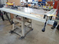 CANWOOD 10INCH TABLE SAW W/ALIGN-A-RIP FENCE 2 HP - 1PH