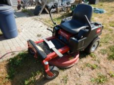 2016 TORO TIME CUTTER SS3225 RIDING LAWN MOWER W/ 32IN DECK, 162 HRS SHOWING, S/N 316001448