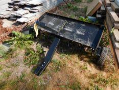 AGRI-FAB 41IN PULL TYPE PLUG TYPE LAWN AERATOR