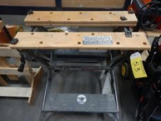 DELUXE DUAL HEIGHT WORKMATE