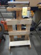 SHOP BUILT MATERIAL HANDLING ROLLER