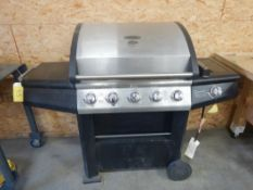 SHINERICH LPG STAINLESS STEEL BBQ