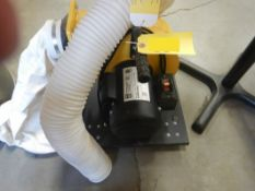 POWER FIST 1HP DUST COLLECTOR W/ FUME ARM