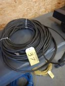 ROLL OF TANDY WIRE & CABLE TYPERG-8/U