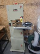CANWOOD PRO BAND SAW W/ EXTRA BANDS