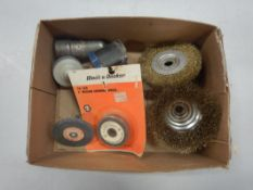 L/O WIRE WHEEL AND GRINDER ACCESSORIES