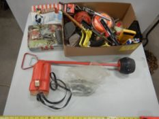 L/O TRIGGER ACTIVATED LONG HANDLED MAGNET, PRECISION SCREWDRIVERS, STEEL WOOL, BALER TWINE,