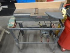 SEARS CRAFTSMAN 4IN JOINTER PLANER ON STAND