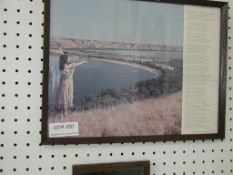 LOST LAGOON, VANCOUVER PICTURE, RED DEER PRINT, QU'APPELLE VALLEY PICTURE